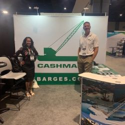Cashman Equipment Corp. Team attends IPF Conference August 25-26, 2021