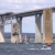 Removal of the Old Jamestown Bridge Image #8